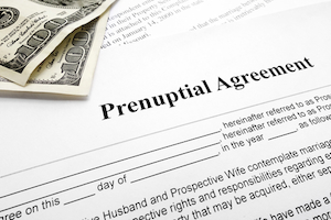 premarital agreement, prenuptial agreement, prenup, Illinois divorce lawyer, marriage