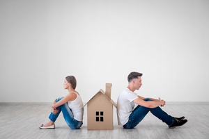house in a divorce, Illinois divorce lawyer