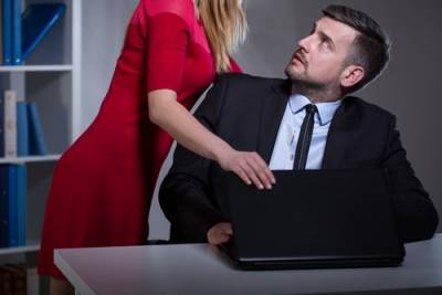 Two types of sexual harassment quid pro quo movie